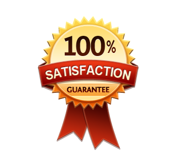 Satisfaction Guarantee 100% with the Happiness Planner