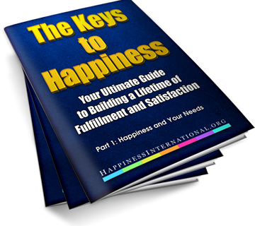 The Keys to Happiness: Part 1 – Happiness and Your Needs