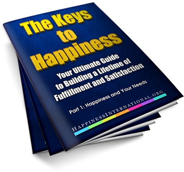 FREE to Subscribers Only -- The Keys to Happiness: Your Ultimate Guide to Building a Lifetime of Fulfillment and Satisfaction